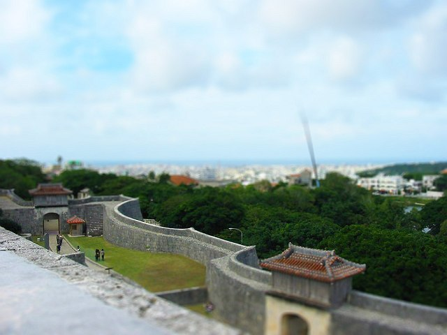 Syuri_castle_miniatures