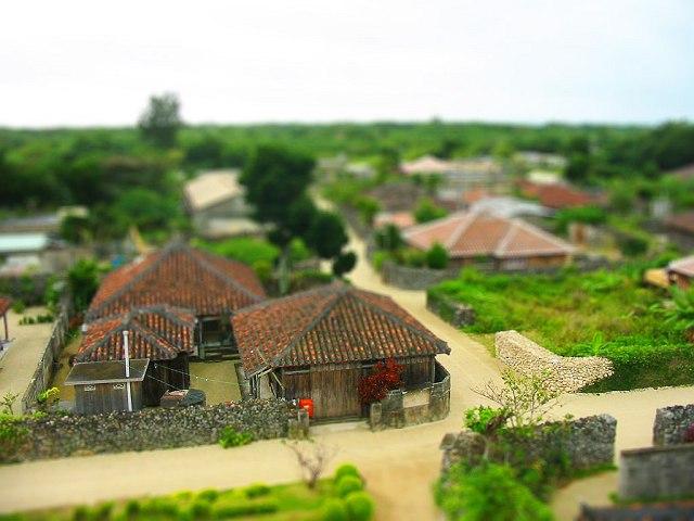 Taketomi_miniatures