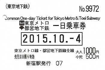 Subway_1day_ticket