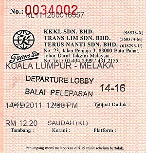 Kl_melaka_ticket